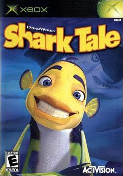 Shark Tale (Xbox) by Activision Box Art