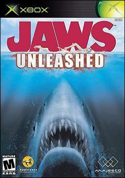 Jaws Unleashed (Xbox) by Majesco Box Art
