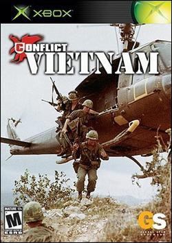 Conflict:  Vietnam (Xbox) by Gathering of Developers Box Art