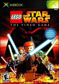 LEGO Star Wars: The Video Game (Xbox) by Eidos Box Art