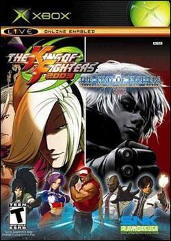 The King of Fighters 2002 and 2003 (Xbox) by SNK NeoGeo Corp. Box Art