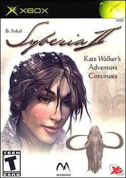Syberia 2 (Xbox) by 2K Games Box Art