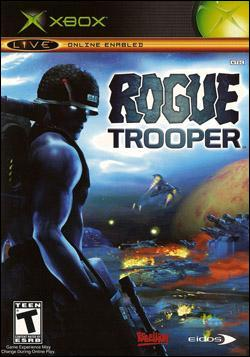 Rogue Trooper (Xbox) by Eidos Box Art
