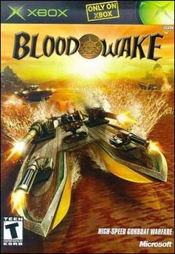 Blood Wake Box art