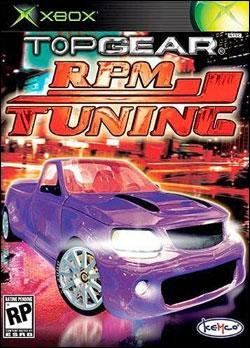 Top Gear RPM Tuning (Xbox) by Kemco Box Art
