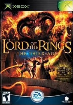 The Lord of the Rings: The Third Age (Xbox) by Electronic Arts Box Art
