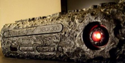 This is a custom plate made by dfwmonkie and is part of a complete custom console.
