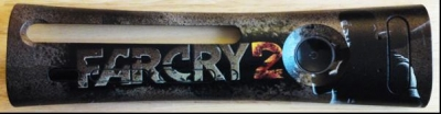 This custom faceplate was created by artist messymedia.