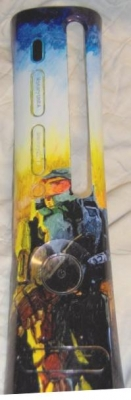 Halo Master Chief Custom Painted