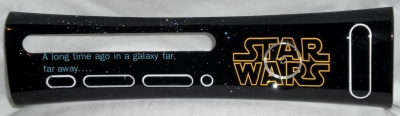 This is a custom printed faceplate created by Xbox Addict member SpaceGhost2K.