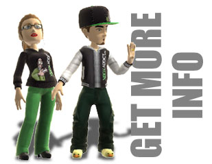 Get the Xbox Live Avatar Gear