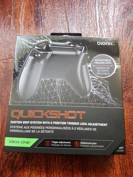 bionik QuickShot Trigger Grips for Xbox One Electronics ...
