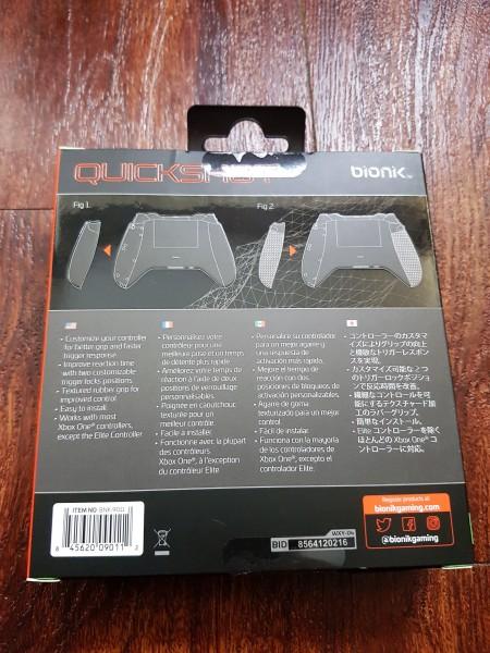 Bionik Quickshot and Lynx Review by Adam Dileva - XboxAddict com