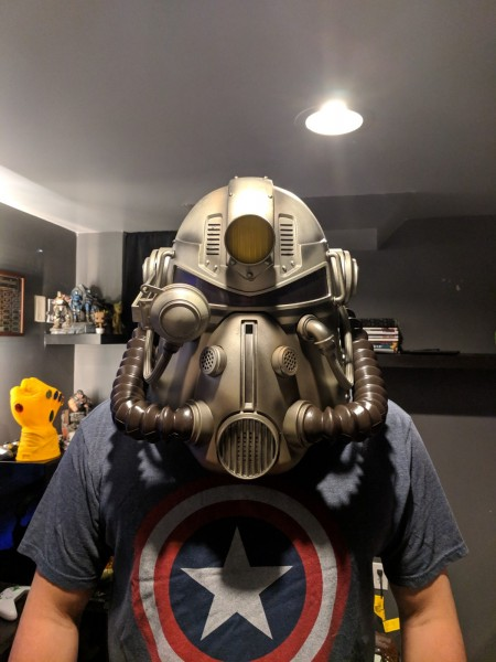 Hands On - Fallout 76 T-51B Power Armor Edition by Josh