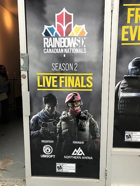 R6 Siege Canadian Nationals