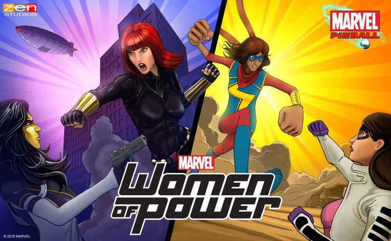 Marvel's Women of Power