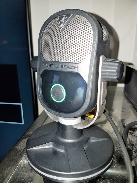 Turtle Beach Stream Mic - A Microphone Built With Console