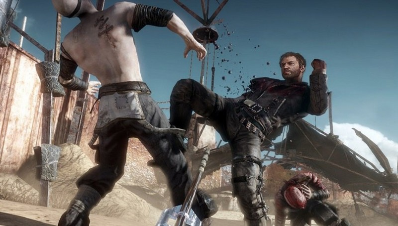 Mad Max 2 Game