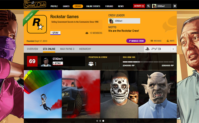 rockstar confirms that lost gta online characters are gone for good xboxaddict news. Black Bedroom Furniture Sets. Home Design Ideas