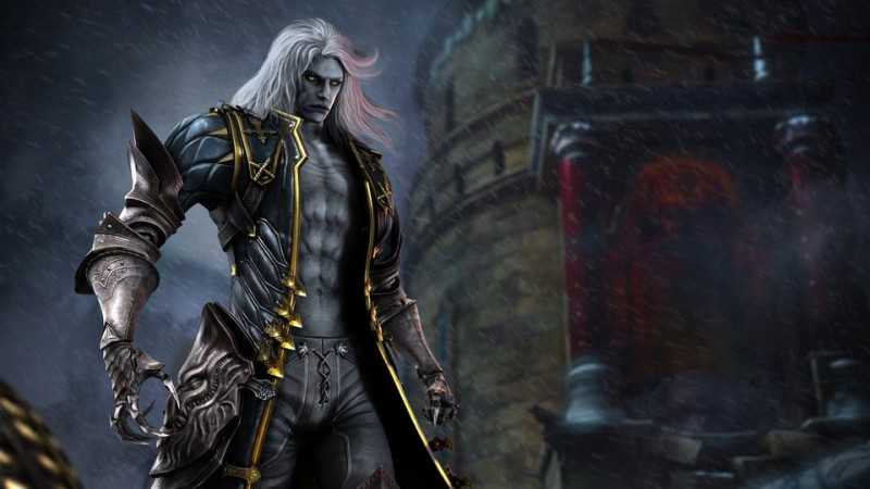 Alucard Will Be Playable In Castlevania Lords Of Shadow 2 Dlc