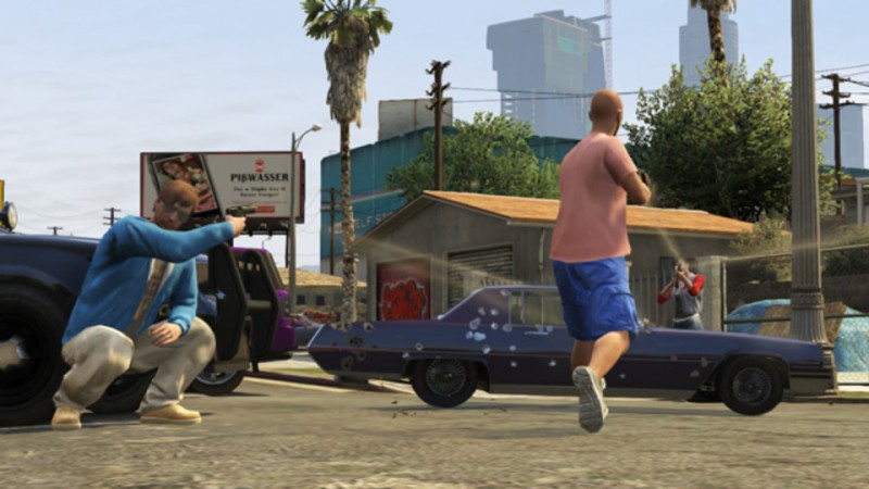 GTA 5 Celebrates San Andreas, GTA SA HD for 360 is 4 BUCKS
