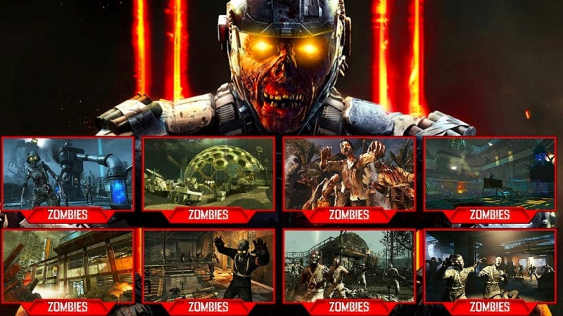 Call Of Duty Black Ops Iii Zombies Chronicles Available Now