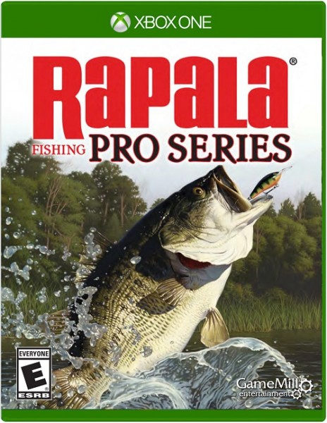 Rapala Fishing Pro Series Announced for the Xbox One - XboxAddict News