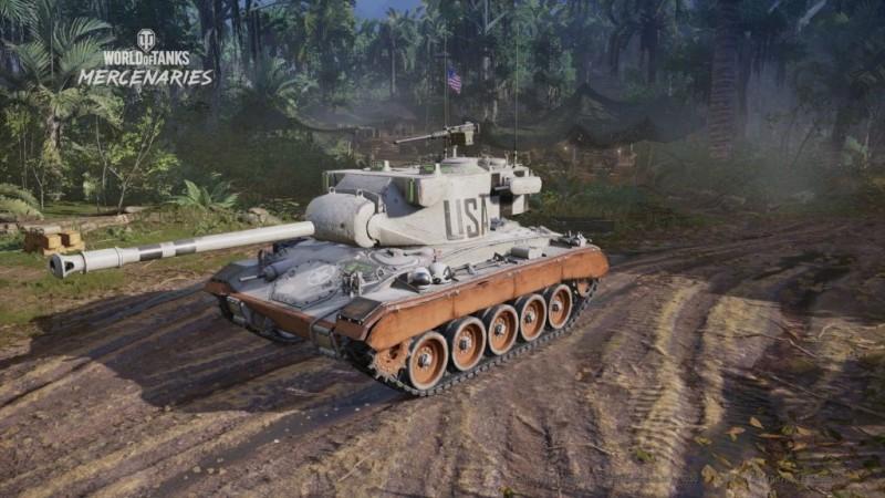 Latest News for World of Tanks Mercenaries - XboxAddict News