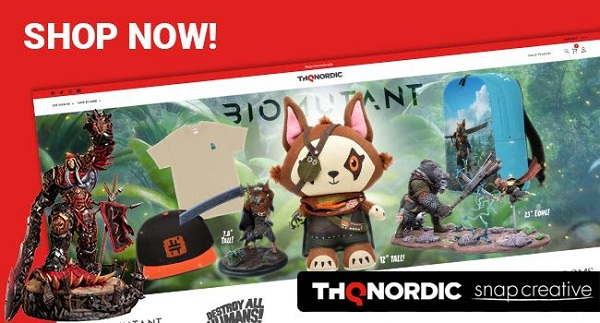 THQ Nordic Store