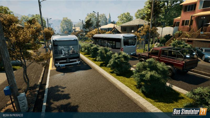 Bus Sim 21