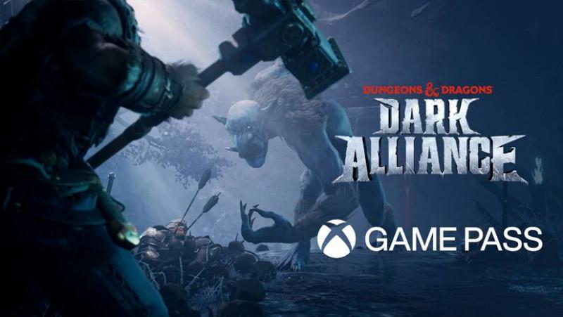 DnD Dark Alliance
