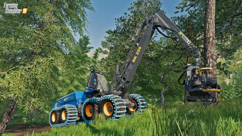 Farm Sim 19