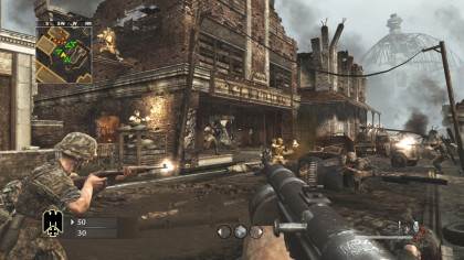 Call of Duty: World at War Map Pack 3 in August - XboxAddict News