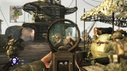 Call of Duty: World at War Map Pack 3 in August - XboxAddict