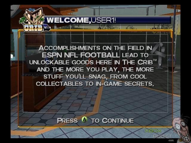 ESPN NFL Football 2K4 (Original Xbox) Game Profile