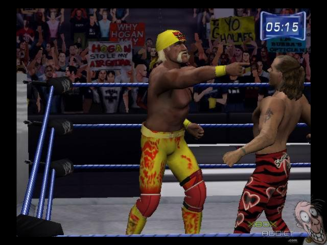 WWE Raw 2 (Original Xbox) Game Profile - XboxAddict com