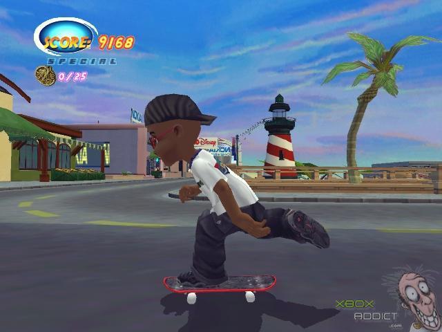 disney s extreme skate adventure original xbox game profile