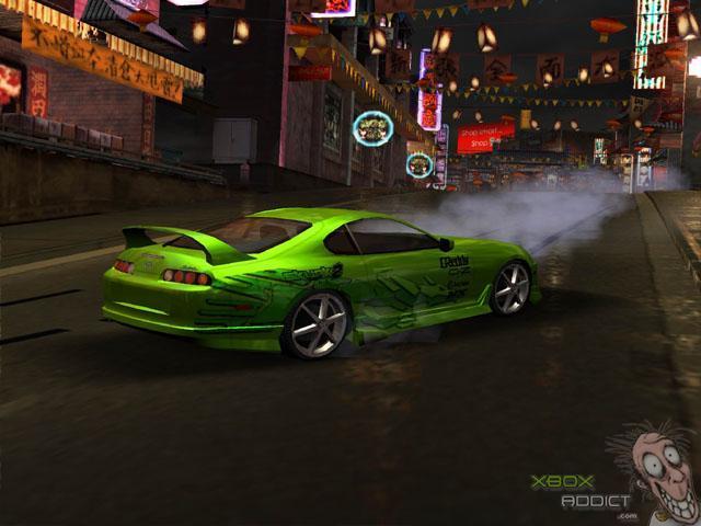 Need For Speed Underground Original Xbox Game Profile
