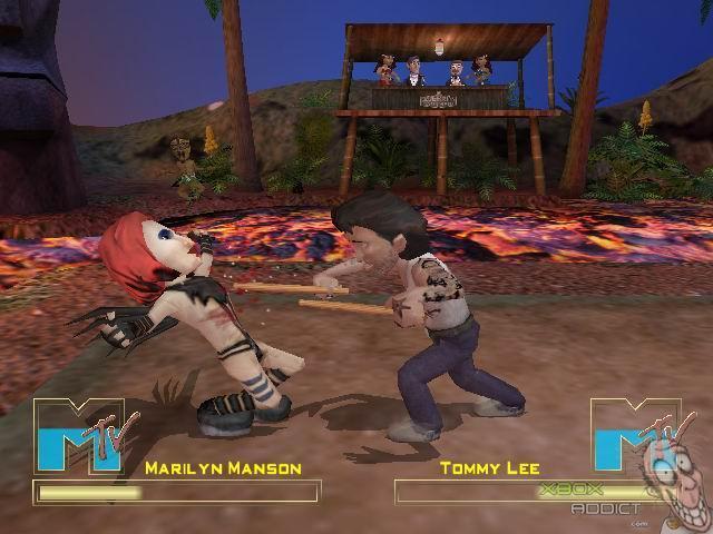 Celebrity Deathmatch - PC - Review - gamezone.com