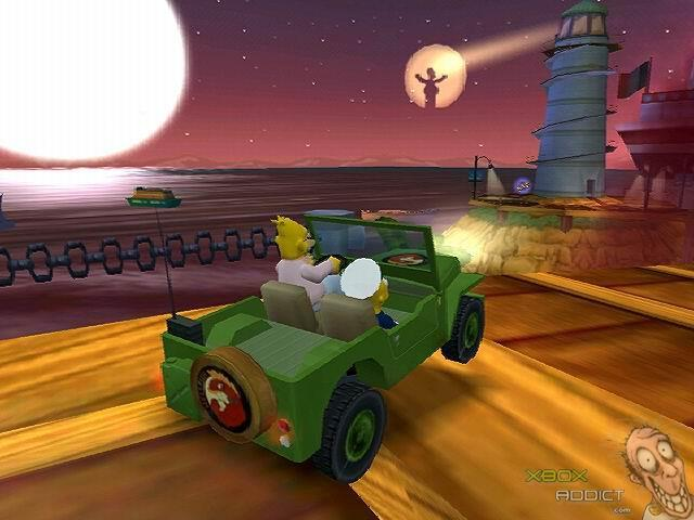 the simpsons hit and run xbox 360 download