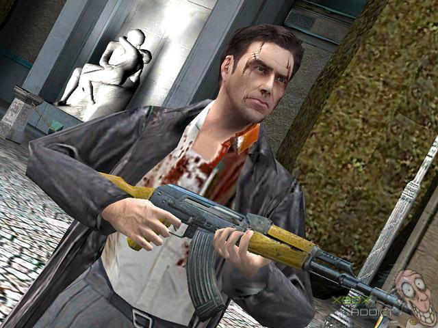 Max Payne 2 The Fall Of Max Payne Review Xbox Xboxaddict Com