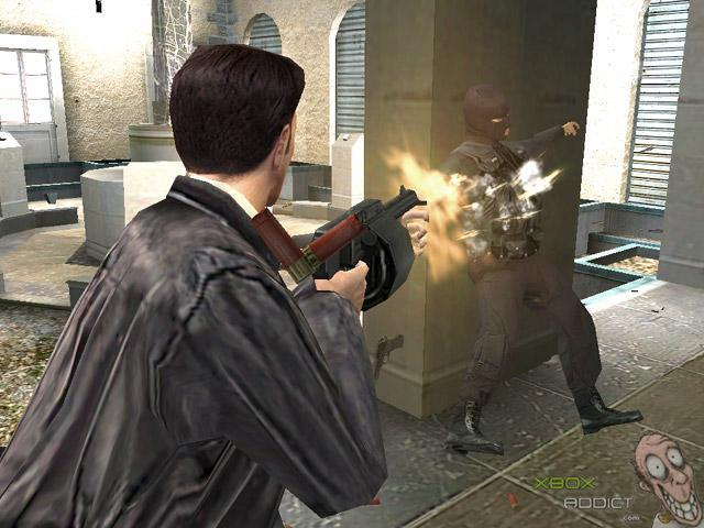 Max Payne 2 The Fall Of Max Payne Original Xbox Game Profile