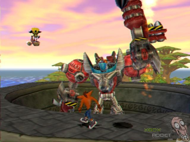 Crash: Twinsanity (Original Xbox) Game Profile - XboxAddict com