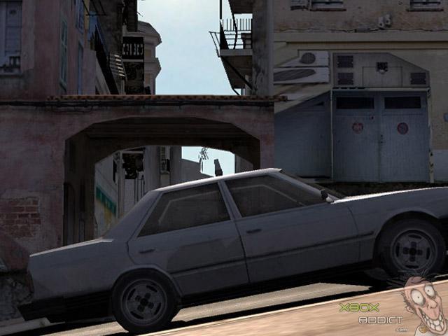 Driv3r Original Xbox Game Profile Xboxaddict Com