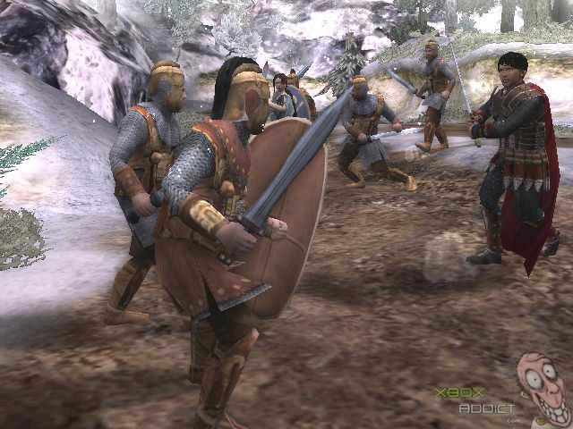 King Arthur (Original Xbox) Game Profile - XboxAddict.com