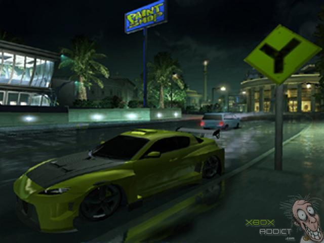 Need For Speed Underground 2 Original Xbox Game Profile