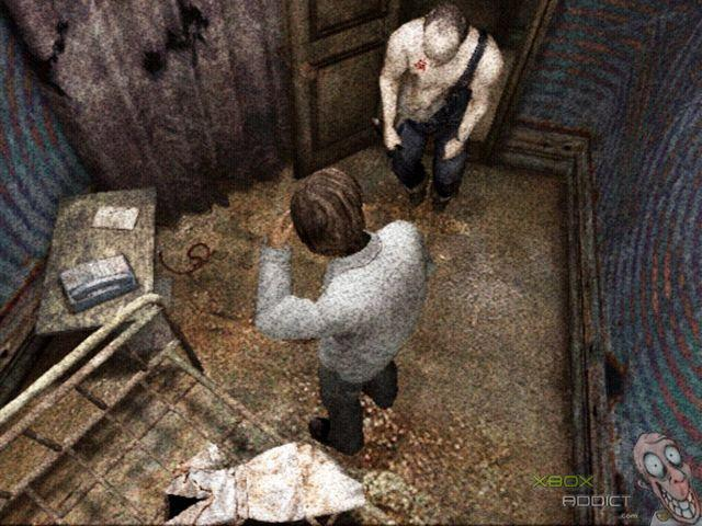 Silent Hill 4 The Room Original Xbox Game Profile Xboxaddict Com