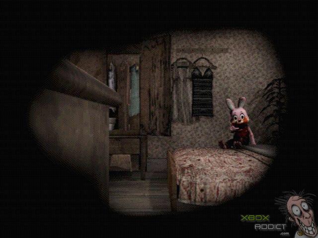 Silent Hill 4: The Room (Original Xbox) Game Profile