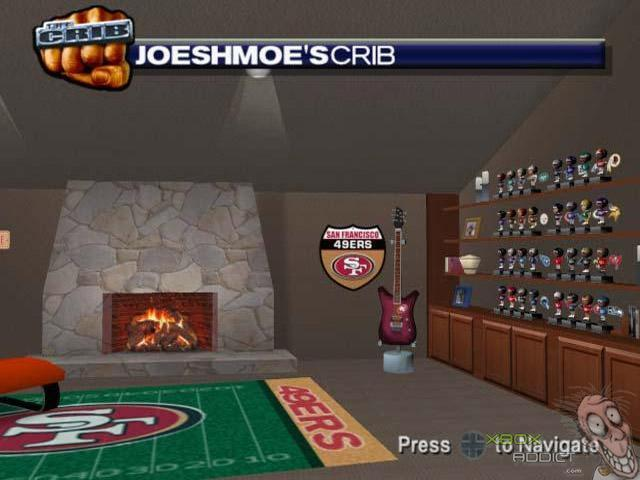 how to play nfl 2k5 on xbox 360