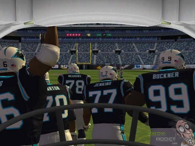 ESPN NFL 2K5 (Original Xbox) Game Profile - XboxAddict com